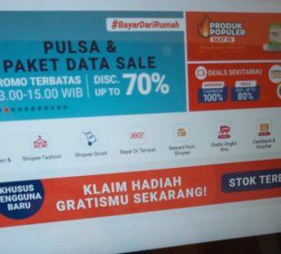 e-commerce Shopee