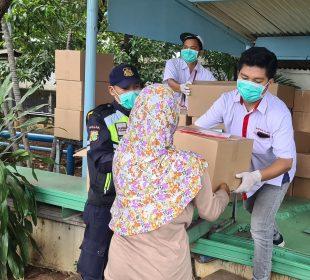 AHM salurkan bantuan paket kesehatan