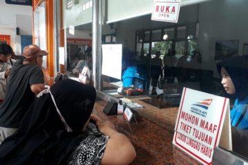 Loket informasi dan ticket Kereta Api Indonesia