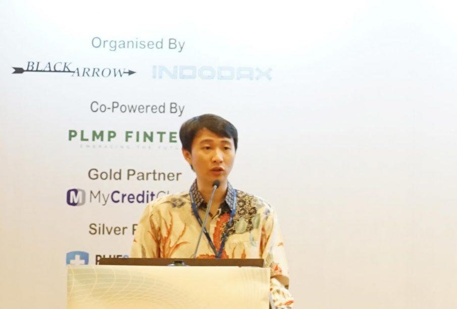 CEO Indodax Oscar Darmawan/Indodax