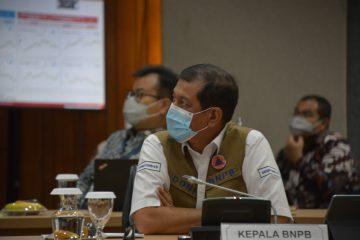Kepala BNPB Doni Monardo/Dok. Ekon