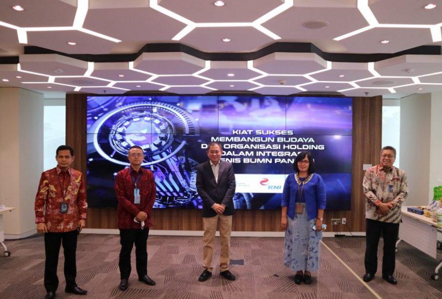 Integrasi Bisnis BUMN Pangan, RNI Benahi Infrastruktur ...