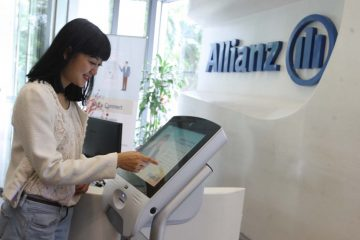 Allianz walk-in customer service/Dok. Allianz