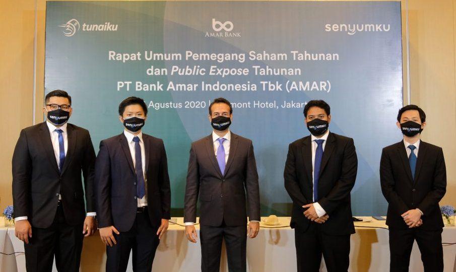 Amar Bank Kembangkan Intelligence Banking untuk Tingkatkan ...