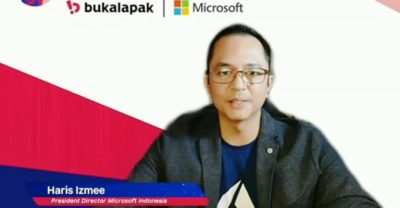 Inisiatif Belajar Digital Bareng Bukti Microsoft Dukung ...